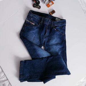 Boys slim fit Diesel jeans